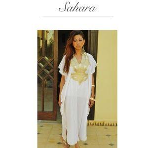 Dresses & Skirts - Sahara Kaftan farasha dress.